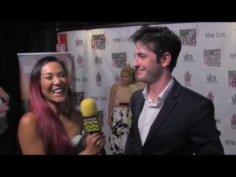 Travis Caldwell @ Hello, My Name Is Frank Premiere  AfterBuzz TV