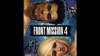 Front mission 4 Прохождение. часть 1