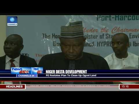 FG Restates Plan To Clean Up Ogoni Land