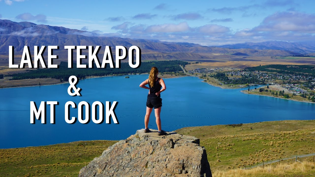 how to get to lake tekapo
