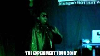 The Experiment Tour - Bullfrog Bar & Grill (Redford, Michigan)