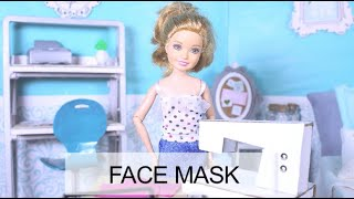 Isolation Crafting with Stacie (Face Mask) - A Sam & Mickey Miniseries