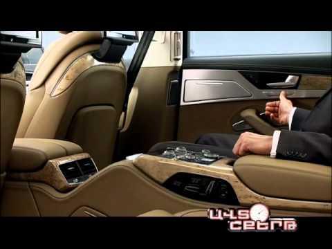 Audi A8 W12 >> Audi A8 L Security W12 - YouTube