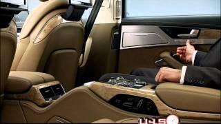 Audi A8 L Security 2015 Videos