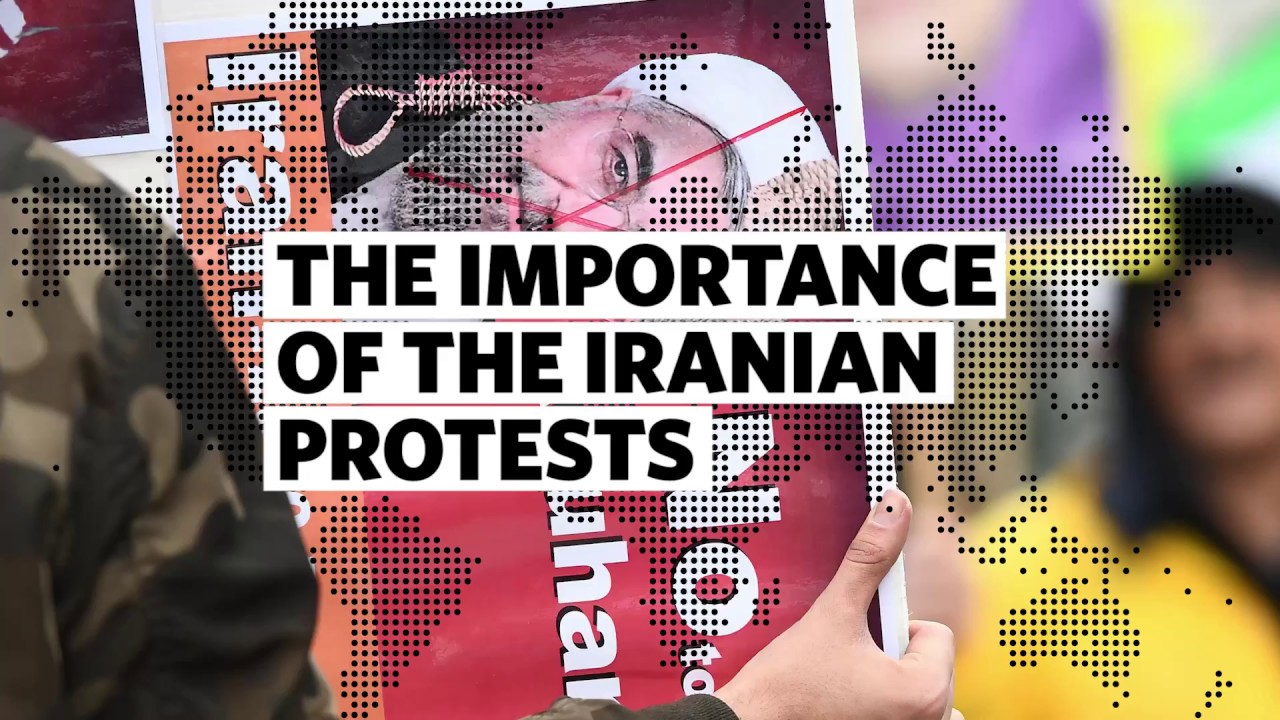 The Importance of the Iranian Protests