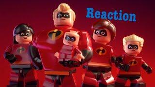 Lego incredibles game crime wave trailer reaction!!!!