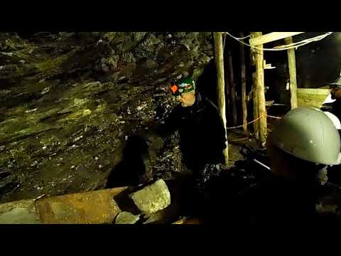 Lackawanna Coal Mine Tour.