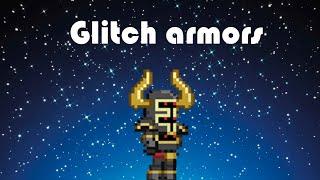 STARBOUND ARMORS - Glitch