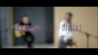 The Motans - Invitat [ Katalina Rusu Acoustic Cover ]