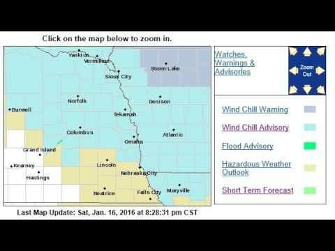 Wind Chill Event 1/16/16 (NO EAS)