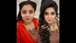 Engagement makup by KritiDS