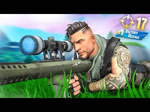 NICKMERCS DESTROYS EVERYONE IN ARENA MODE WITH A SNIPER