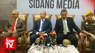 Muhyiddin: There is only Team Bersatu thumbnail