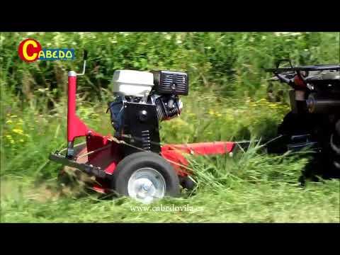 Desbrozadora Para Quad Y Tractores Pequeños- Modelo Eco
