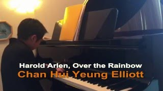 2015-16 ABRSM Piano Exam G6 - Over the Rainbow by Chan Hui Yeung Elliott
