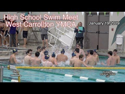 2019 General Classic Swim Meet  1/19/19