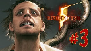Resident Evil 5 - Parte 3: Tentáculos Japoneses
