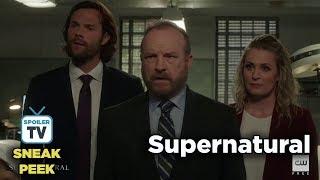 "Supernatural 14x02 Sneak Peek ""Gods And Monsters"""