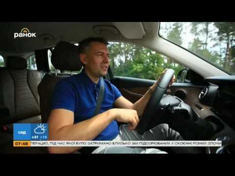 Тест-драйв внедорожника Mercedes All-Terrain - Утро за рулем