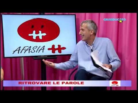 """AFASIA Livorno - Associazione Afasici Toscana A.A.T. - """"RITROVARE LE PAROLE"""" - 12.06.2018 C"""