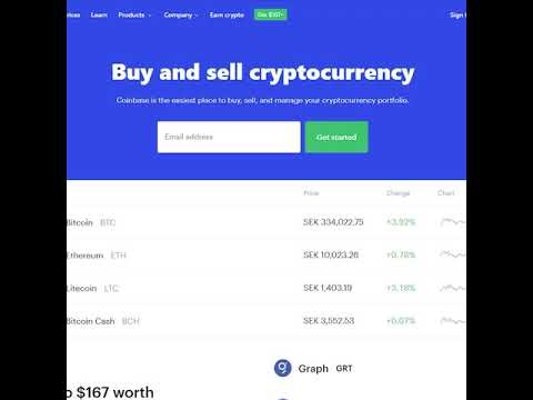 Earn Free Cryptocurrency on Coinbase Earn over $320 in Less than 30 min