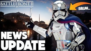 NEWS UPDATE: Maul, Yoda and Phasma BUFF, New Capital Supremacy Map Revealed! Star Wars Battlefront 2