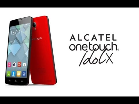 Alcatel One Touch idol X 6040D обзор