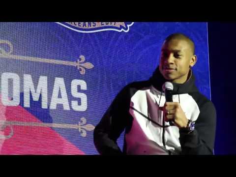 Tissot NBA All Star Games 2017 with Isaiah Thomas