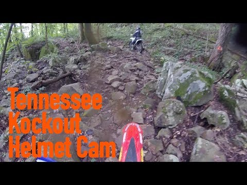 2017 Tennessee Knockout Race 1 Helmet Cam Highlights