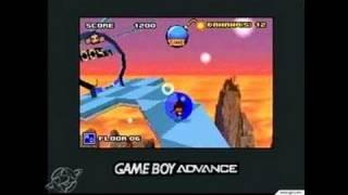 Super Monkey Ball Jr. Game Boy Gameplay_2002_09_13