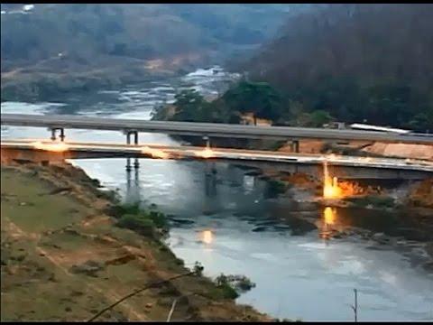 Demolição da Ponte