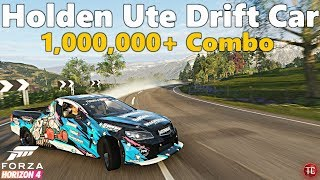 Forza Horizon 4: Formula Drift Car Pack: Drift Ute! 1,000,000+ Point Combo!