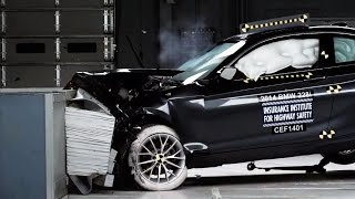 BMW Crash-Proof Car Senses Surroundings