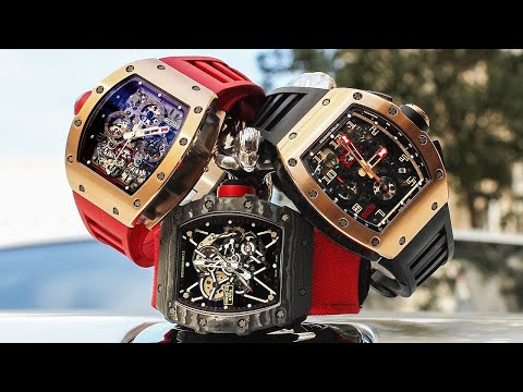 Richard Mille RM35 vs RM11 – The Battle is On!