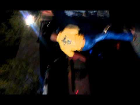 Amarillo Tx--Pelea despues del baile de Larry Hernandez