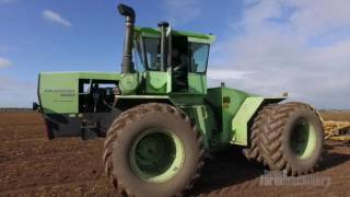 Review 1985 Steiger Panther CM 325 tractor