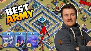 Yeti, Witches and Bowler BEST ARMY | Clan War Attacks | Clash of Clans | iTzu [ENG]