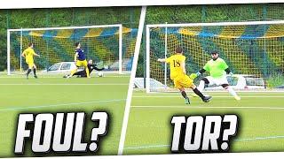 Fairplay bei ELFMETER? Krasses Kreisliga Spiel ft viele Tore, Fouls & mehr! PMTV