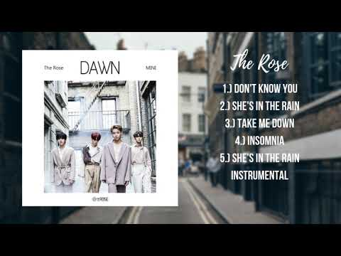 The Rose (더 로즈) // Dawn mini album