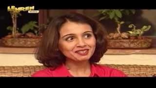 Suchitra Krishnamurthy Talks Singing!