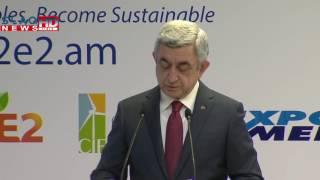 Slaq am Հայաստանը կարող է կամուրջ լինել Իրանի և ԵՏՄ ի միջև  Սերժ Սարգսյան
