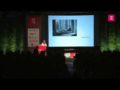re:publica 2014 - Greta Taubert: Allein ist die Wildnis ein öder Ort on YouTube