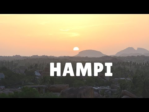 Hampi, India Vlog | Bangalore to Hospet, Hampi Road Trip | ThePinkTrends