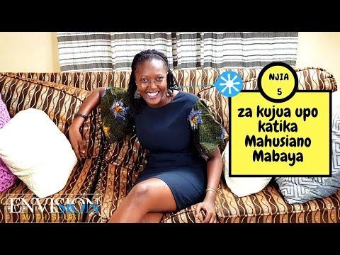 Njia 5 za kujua upo katika Mahusiano Mabaya