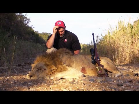 VISION QUEST  – Lion Hunting with Aaron Neilson