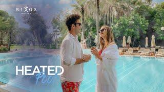Heated Pool - Rixos Premium Belek