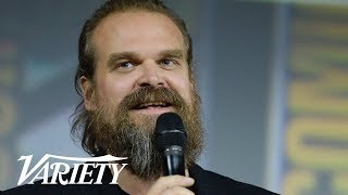 David Harbour On If Hopper Lives or Died in 'Stranger Things'