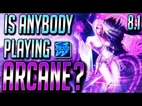 Arcane Mage BFA: Changes To WoW Arcane Mage In 8.1