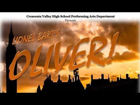 Oliver! Crescenta Valley HS 2018- Part 1