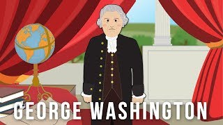 George Washington (1732-1799) President of the USA